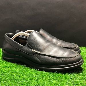 Cole Haan Grand.Os Leather Loafers Dress Shoes